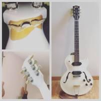 Yet another broken Gibson headstock repair